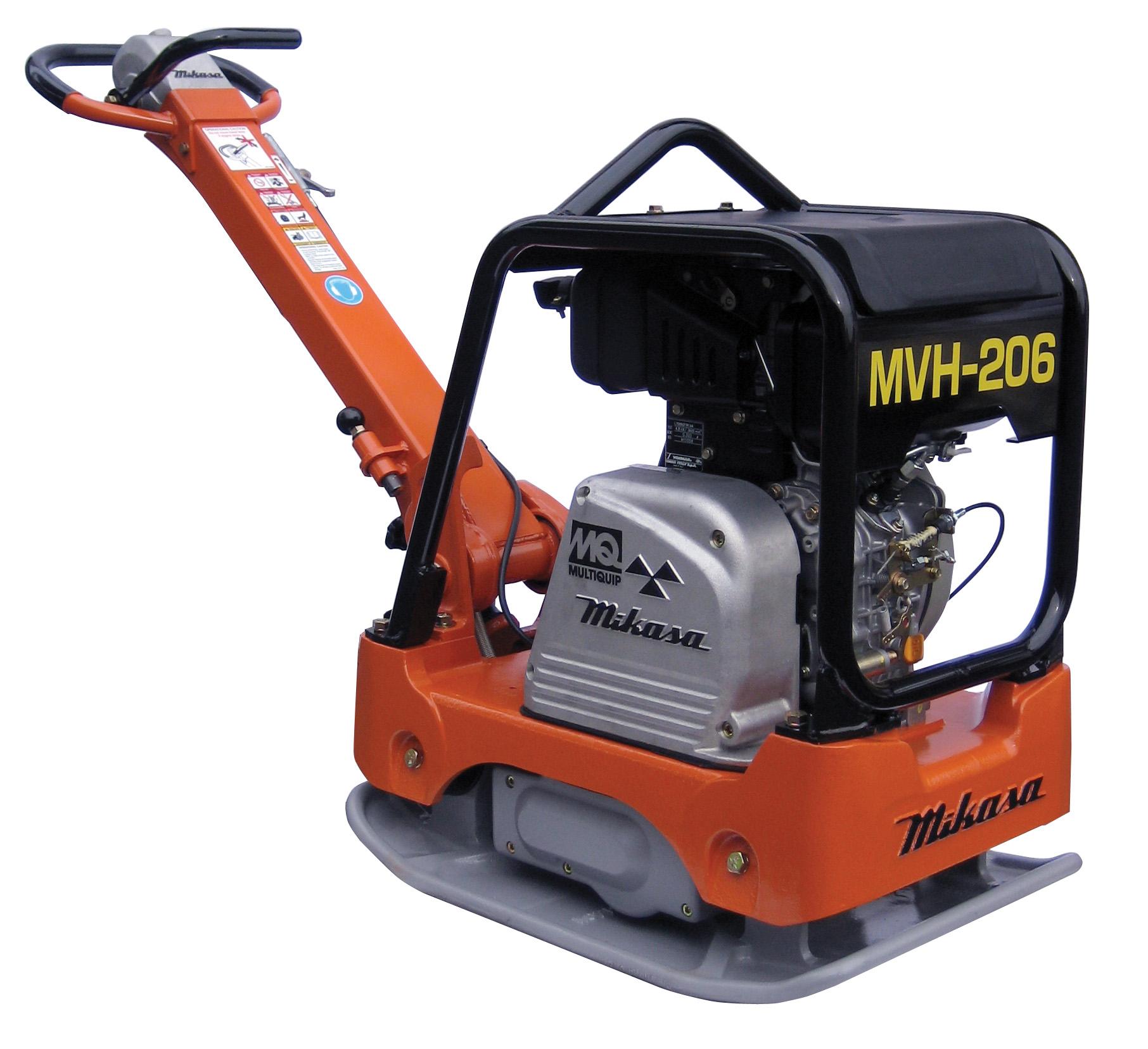 MVH-206D plate compactor