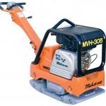 mvh306D plate compactor